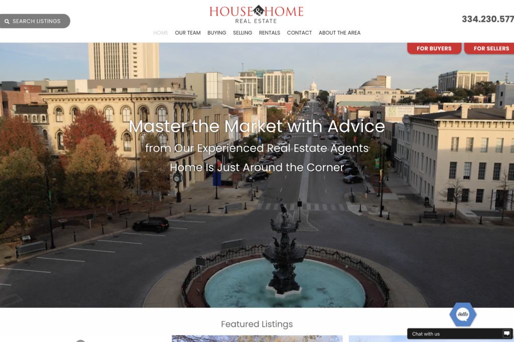 House & Home Real Estate