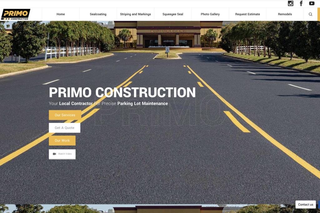 Primo Construction, LLC